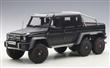 MERCEDES-BENZ G63 AMG 6X6 MATT BLACK