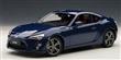 TOYOTA GT 86 EUROPEAN VERSION LHD BLUE SILICA
