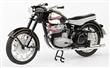 JAWA 500 OHC 1956 BLACK