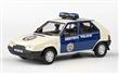 ŠKODA FAVORIT 136L 1988 MĚSTSKÁ POLICIE PRAHA