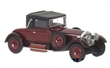 ROLLS ROYCE SILVER GOST DOCTORS COUPE 1920 RED