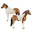 BREYER KŮŇ PONÍCÍ THE GANSTERS TONY DA PONY A BUGSY MALONEY