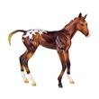BREYER KŮŇ EXPRESSO-SPRINGTIME FILLY