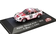 RENAULT ALPINE A110 #60 MOSS / CRELIN RALLY MONTE CARLO 1972