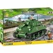 COBI 2515 SMALL ARMY WWII SHERMAN FIREFLY