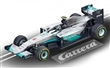 AUTO NA AUTODRÁHU CARRERA GO!!! 64096 MERCEDES F1 W07 No. 6 ROSBERG