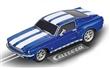 AUTO NA AUTODRÁHU CARRERA GO!!! 64146 FORD MUSTANG 1967 RACING BLUE