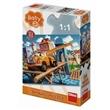 Puzzle Dino TATRA 24 dílků maxi puzzle