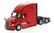 FREIGHTLINER CASCADIA RED