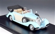 MERCEDES-BENZ 540K CABRIO D OPEN ROOF BLUE