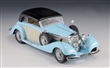 MERCEDES-BENZ 540K CABRIO D CLOSE ROOF BLUE