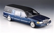 LINCOLN TOWN CAR S&S 1997 BLUE