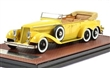 HISPANO SUIZA H6A VICTORIA TOWN CAR 1923 YELLOW OPEN ROOF