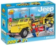 JEEP WILLYS S KOMPRESOREM ACTION TOWN COBI 1635