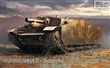 40/43M ZRINYI II HUNGARIAN 105mm ASSAULT GUN WITH SIDESKIRTS