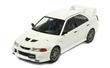 MITSUBISHI LANCER RS EVOLUTION VI 1998 WHITE