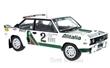 FIAT 131 ABARTH ALITALIA N 2 4th RALLY MONTE CARLO 1978 W.ROHRL - C.GEISTDORFER