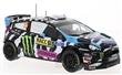 FORD FIESTA RS WRC #15 K. BLOCK / A. GELSOMINO RALLYE CATALUNYA 2017