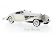MERCEDES-BENZ 500K W29 SPECIAL ROADSTER WHITE