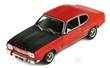 FORD CAPRI 1700 GT 1970 RED