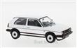 VOLKSWAGEN GOLF II GTI 1984 WHITE
