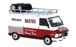 FIAT 242 BASTOS ASSISTANCE WITH ROOF RACK