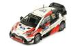 TOYOTA YARIS WRC #12 E. LAPPI-J. FERM WINNER RALLY FINLAND 2017
