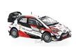 TOYOTA YARIS WRC No. 9 E. LAPPI / J. FERM RALLY ITALY 2018