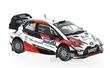 TOYOTA YARIS WRC No. 8 O. TANAK / M. JARVEOJA RALLY FINLAND