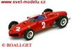 FERRARI 156 GP Italy'61 #2, winner P.Hill