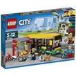LEGO CITY 60154 AUTOBUSOVÁ ZASTÁVKA