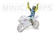 FIGURINE VALENTINO ROSSI WINNER AUSTRALIAN GP MOTOGP 2014 L.E. 504 pcs.