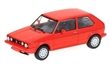 VOLKSWAGEN GOLF GTI PIRELLI 1983 RED L.E. 2544 PCS.
