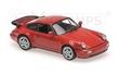 PORSCHE 911 TURBO 964 1990 RED