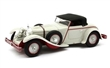 MERCEDES-BENZ 680S W06 TORPEDO ROADSTER SAOUTCHIK #35949 CLOSED 1928 GREY