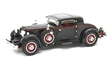 STUTZ MODEL M SUPERCHARGER LANCEFIELD COUPE 1930 BLACK