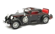 STUTZ MODEL M SUPERCHARGER LANCEFIELD COUPE OPEN 1930 BLACK