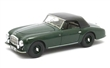 ASTON MARTIN DB2 VANTAGE DHC BY GRABER CLOSED 1952 GREEN