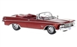IMPERIAL CROWN CONVERTIBLE 1963 RED