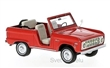 FORD BRONCO 1966 RED
