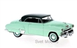 CHEVROLET STYLELINE DELUXE COUPE 1952 GREEN