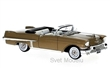 CADILLAC SERIE 62 CONVERTIBLE 1957 BROWN
