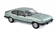 FORD CAPRI MK.III 2.8 INJECTION 1982 CRYSTAL GREEN METALLIC