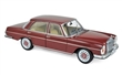 MERCEDES-BENZ 280 SE 1968 DARK RED