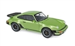 PORSCHE 911 TURBO 1978 SILVERGREEN METALLIC