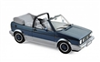 "VOLKSWAGEN GOLF CABRIOLET ""BEL AIR"" 1992 BLUE METALLIC"