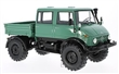 MERCEDES-BENZ UNIMOG 416 DOKA 1975 GREEN / BLACK