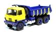 TATRA 815 S1 DUMPER YELLOW / BLUE