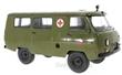 UAZ 452A AMBULANCE ARMÁDA ČESKÉ REPUBLIKY