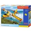 PUZZLE CASTORLAND 030026 300 dílků FIRE FIGHTNING AIRCRAFT
